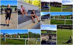 Warszawska Olimpiada Młodzieży w biegach przełajowych