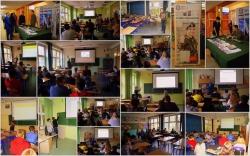 WAT na zajęciach w Schumanie