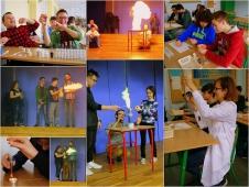 Dzień Chemii - nauka przez zabawę